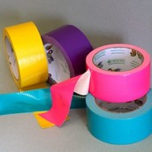 Kids in grades 3rd and up may join us for making crafts from duct tape.