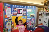 Rosedale Elementary PTA project