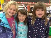 Claire, Abby, & Addison