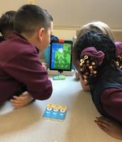 Kindergarten Students Programming using OSMO
