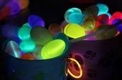 Glow Egg Hunt