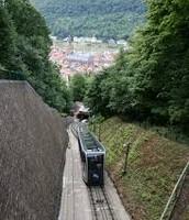 Mit Zug zum Schloss