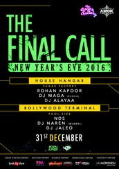 Bangalore's Most Intimate New Year Party