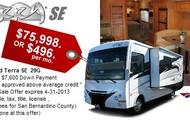 travel trailer dealer