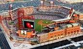 Citizen Bank park home of the Phillies
