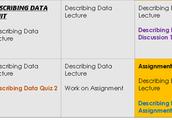 16 Week Schedule