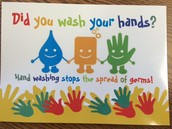 Promoting Hand Washing