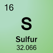 Info on sulfur!!!!!