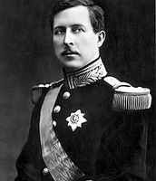 King Albert l of Belgium