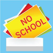 School Closed - dates for this term