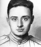 Лейтенант Эдуард Асадов (1944 год)