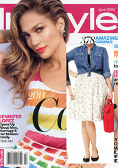On a Barrel Roll Skirt in InStyle