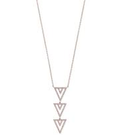 Pave Spear - Rose Gold