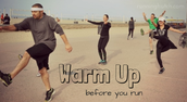 Benefits Of Warming Up
