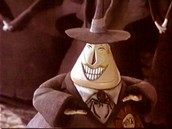 The Mayor from The Nightmare Before Christmas