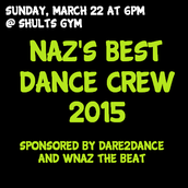 NBDC 2015 is happening THIS Sunday, March 22nd at 6PM!!