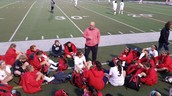 Girl's Soccer 2nd Round Playoff Victory