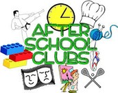 After-School Clubs - Ending Dates