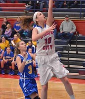Courtney Wise named Randolph County Athlete of the Week