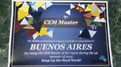 CEM Masters