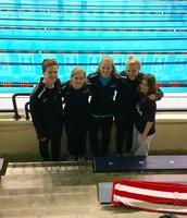 FHS Swim at State Meet
