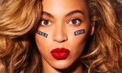 Beyoncé at the Superbowl