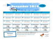 December 2014 Class Connect Lesson Calendar