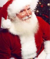 Santa in Canada