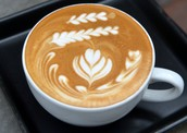 THE LUXURIOUS  LATTE