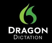 Dragon Dictation Software