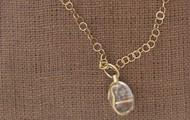 Snake Orb Pendant Necklace