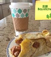 贝厨:新鲜早餐及时送