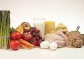 eat a well-balanced diet!