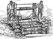 Shaft mining tools