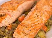 Salmon:the food