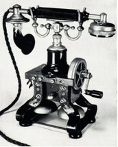 Our shop sells the best telephones around