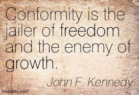 individualism and nonconformity