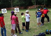 Archery!!! The best activity ever!!!