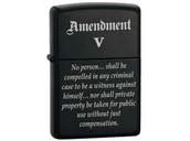 Amendment V Plead the Fifth