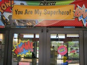 Welcome to our Superhero Staff