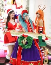 Os cosplayers de Belo Horizonte se juntaram para fazer este natal muito mais divertido.