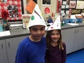 Friendship Hats!