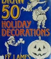 Draw 50 Holiday Decorations