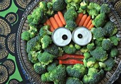 Veggie Monster