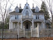 Best Haunted House in town!