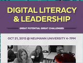 Digital Literacy & Leadership