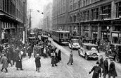 1920s street image