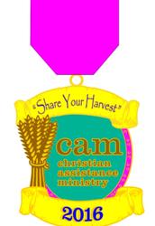 CAM Fiesta Medal