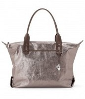 How Does She Do It Bag - pewter metallic