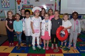 Kindergarten Community Helpers!